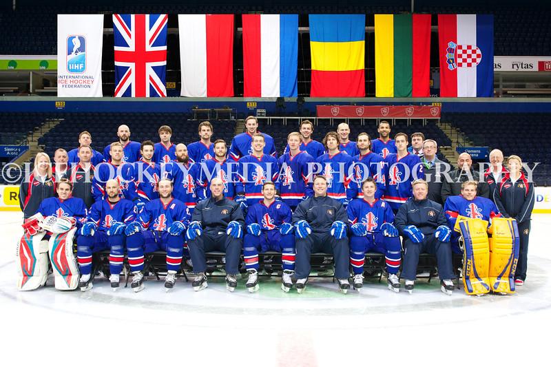 """Team GB<br /> <br /> Photo by Colin Lawson<br />  <a href=""""http://www.icehockeymedia.co.uk"""">http://www.icehockeymedia.co.uk</a> <br /> IceHockeyMedia@gmail.com"""
