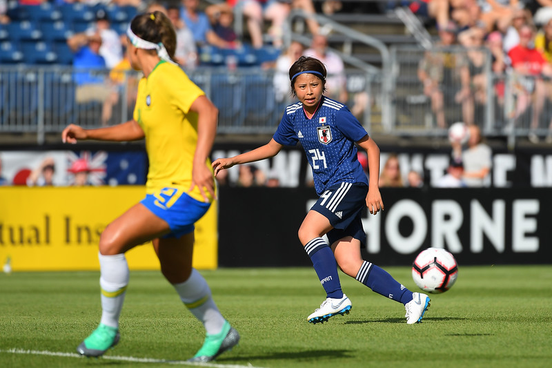 2018 Tournament Of Nations: Japan v Brazil