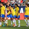 2018 Tournament Of Nations: Japan v Brazil