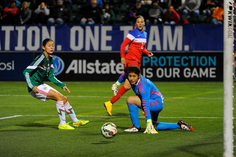 Mexico Vs Usa Womens Soccer 91814 Barnesphotos