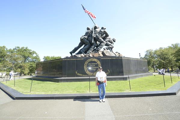 Marine Corps Memorial Photos by Allen