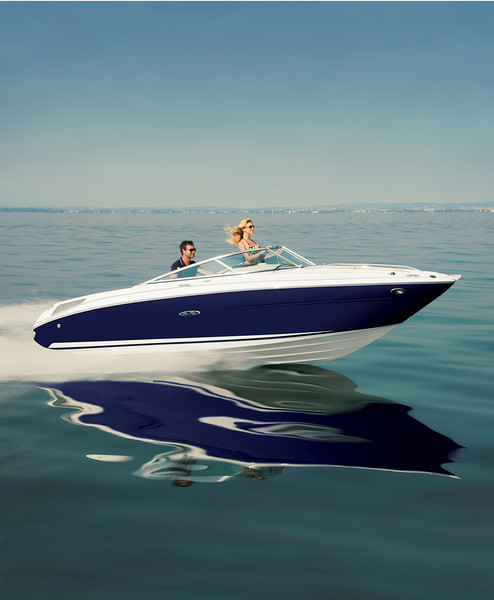 Sea Ray 210 Sunsport (2014)