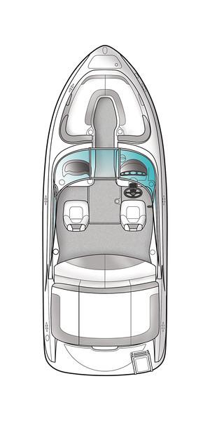 Sea Ray 205 Sport (2014)