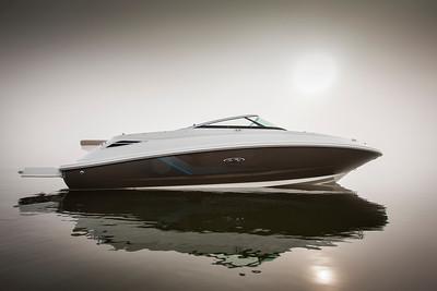 Sea Ray 220 Sundeck (2014)
