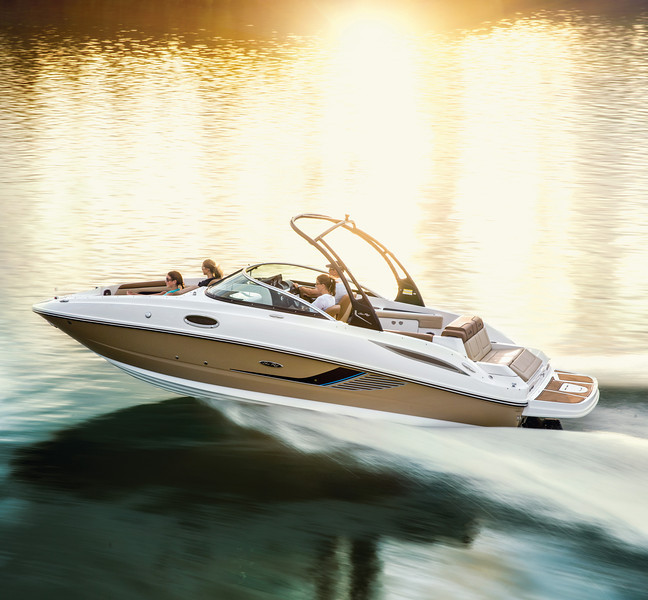 Sea Ray 260 Sundeck (2014)