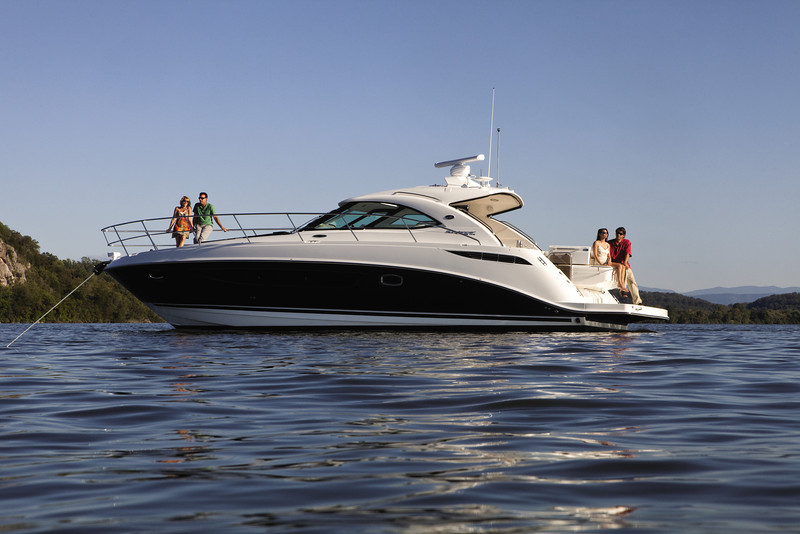 Sea Ray 410 Sundancer (2014)