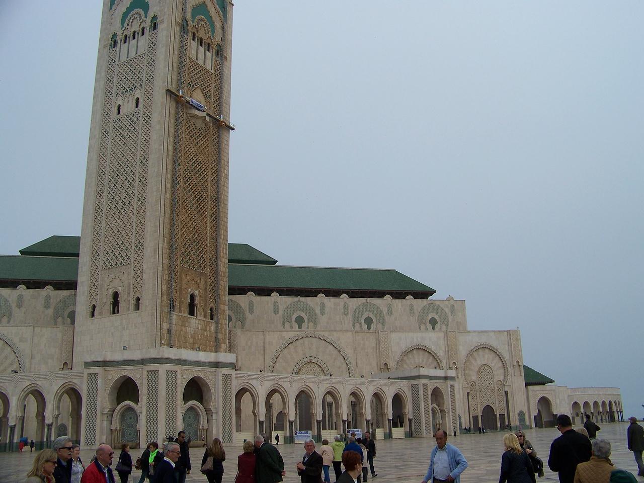 0033 - Hassan II Mosque - Casablanca Morocco.JPG