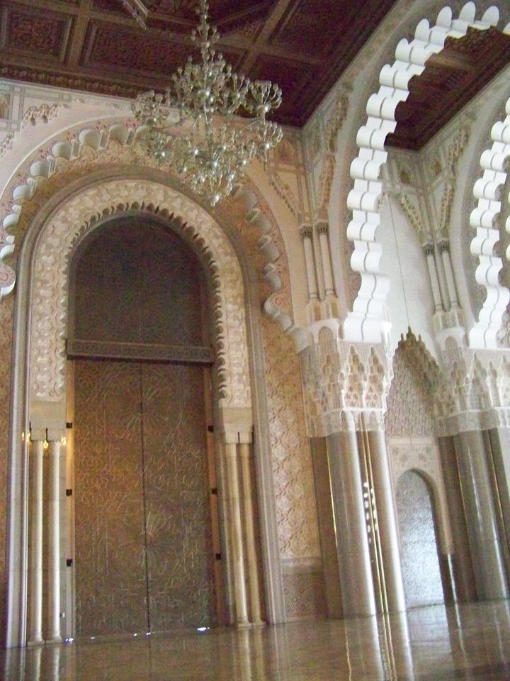 0015 - Hassan II Mosque - Casablanca Morocco.JPG
