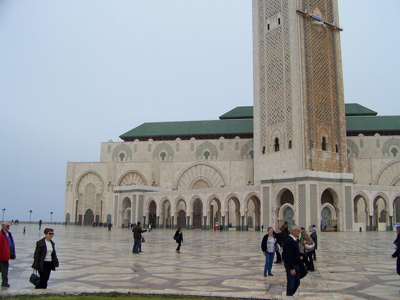 0032 - Hassan II Mosque - Casablanca Morocco.JPG