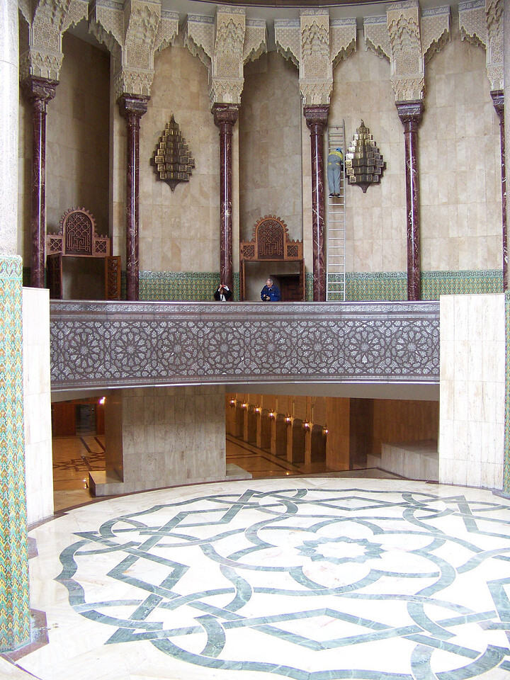 0023 - Hassan II Mosque - Casablanca Morocco.JPG