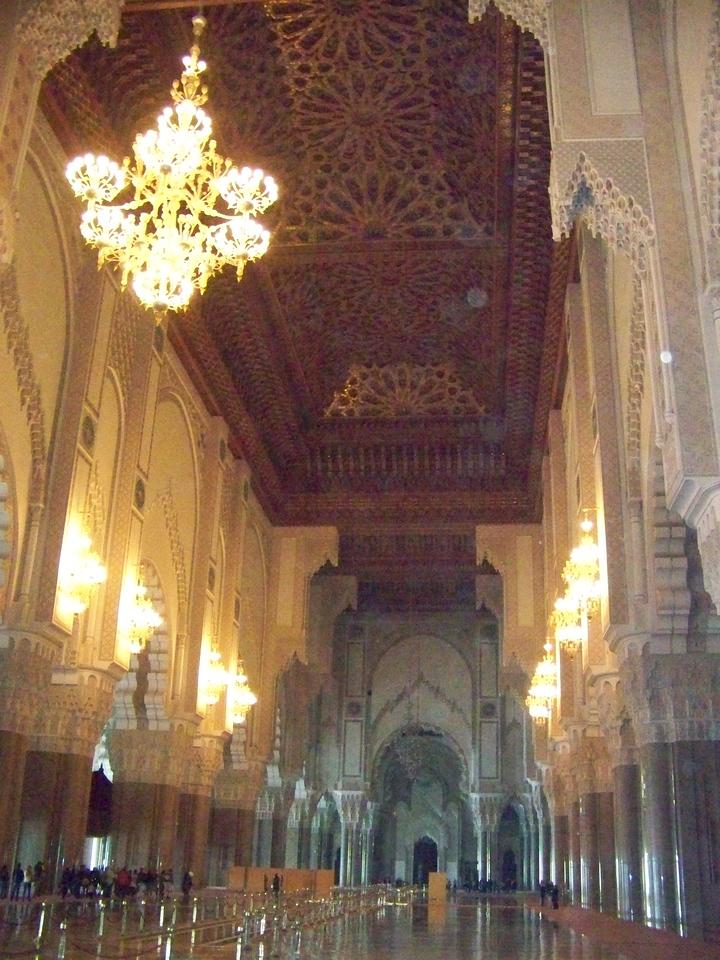 0011 - Hassan II Mosque - Casablanca Morocco.JPG