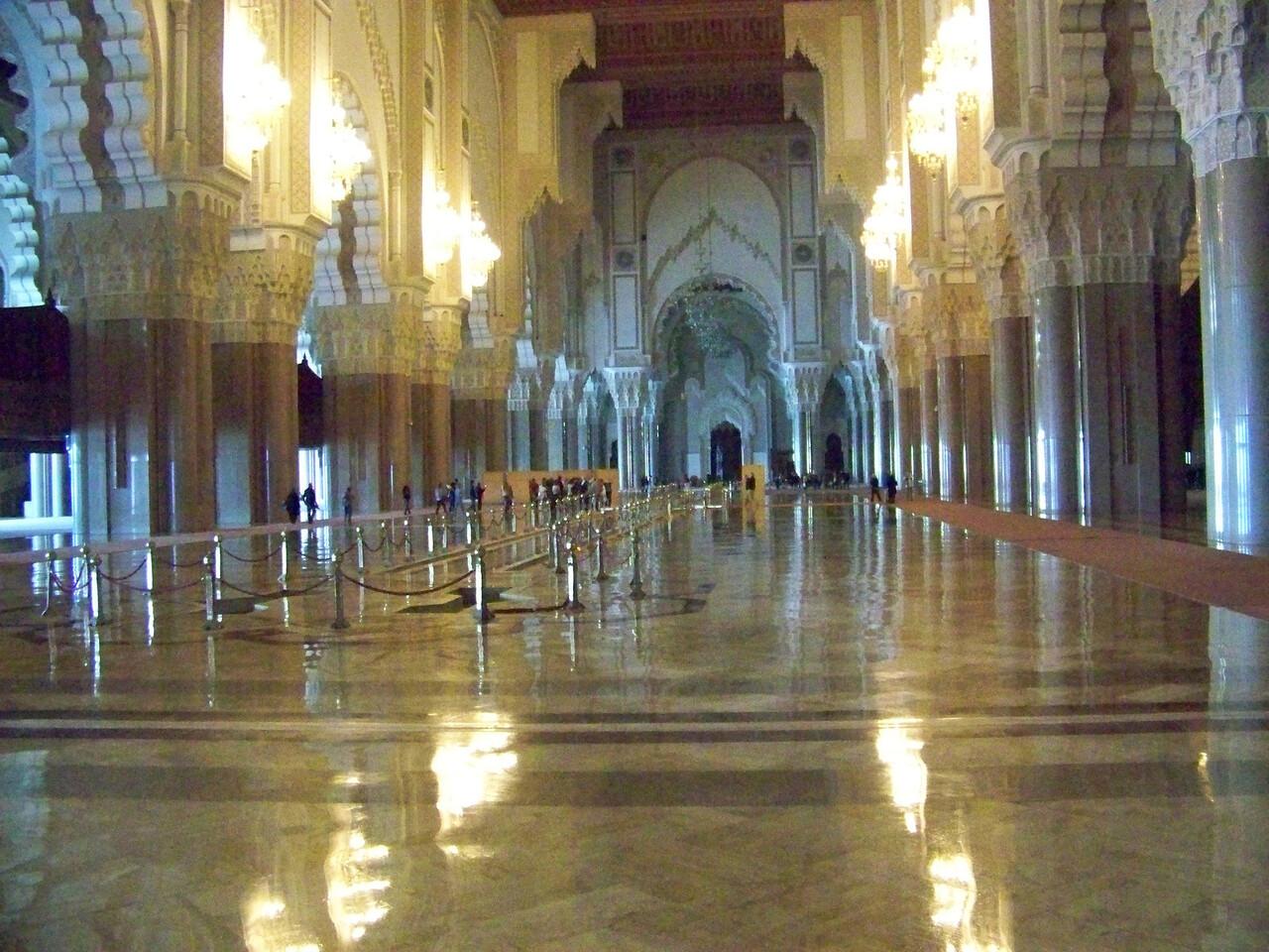 0013 - Hassan II Mosque - Casablanca Morocco.JPG