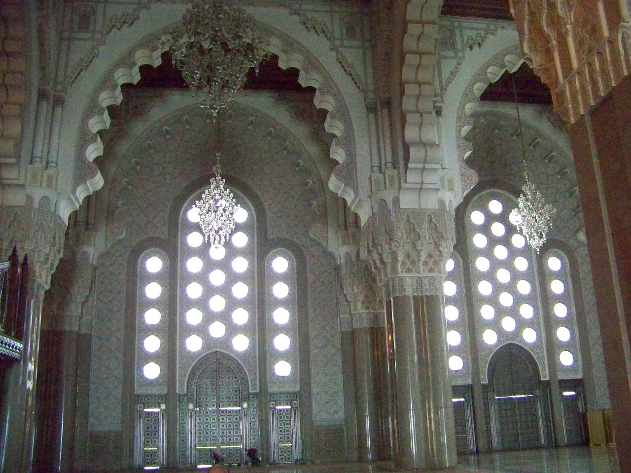 0014 - Hassan II Mosque - Casablanca Morocco.JPG