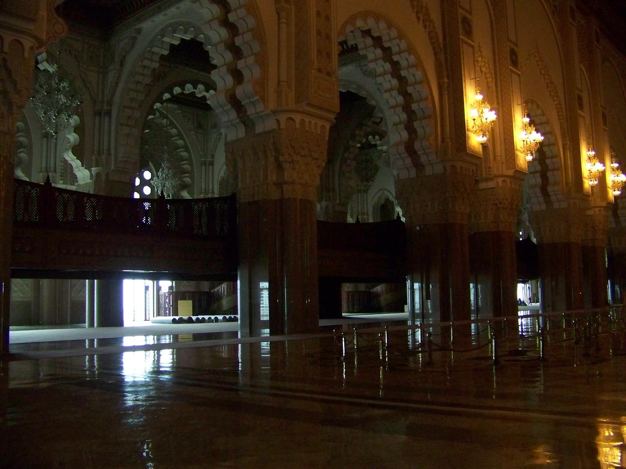 0009 - Hassan II Mosque - Casablanca Morocco.JPG