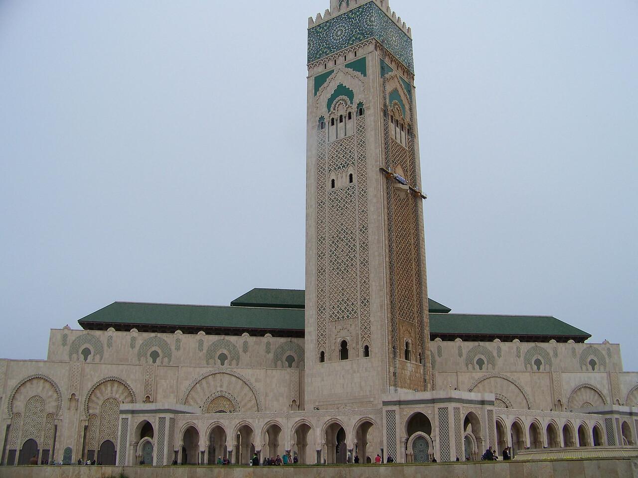 0035 - Hassan II Mosque - Casablanca Morocco.JPG