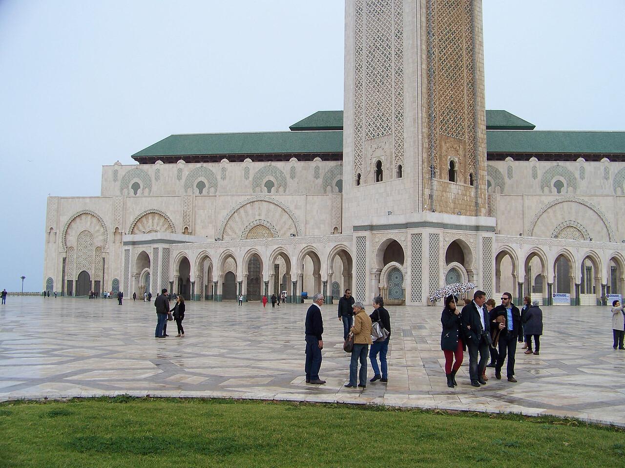 0031 - Hassan II Mosque - Casablanca Morocco.JPG
