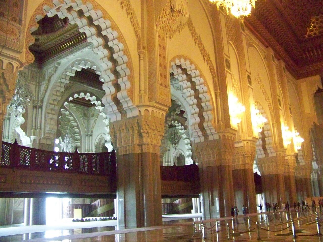 0012 - Hassan II Mosque - Casablanca Morocco.JPG