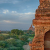 Twilight in Bagan