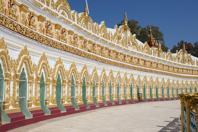 Umin Thounzeh in Sagaing