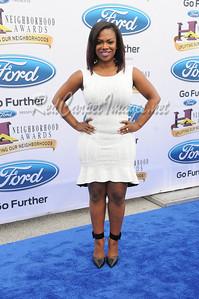 Kandi Burruss at the 2014 Neighborhood Awards Ford Blue Carpet - Atlanta, GA