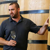 Winemaker Bryan Weil was generous with his time - not to mention a lot of fun.