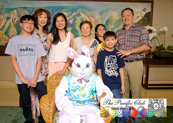 2014 Pacific Club Easter Brunch (Portraits)