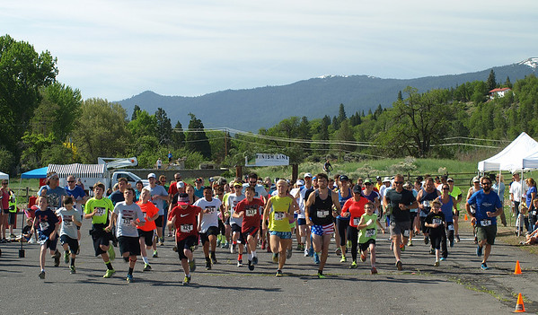 2014 Paiute Meadows Run Walk for the Trails