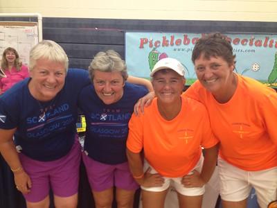2014 Palmetto Indoor Doubles Invitational