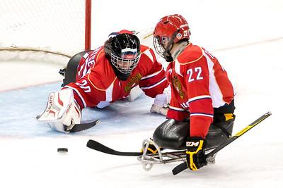 3-15-2014 Sled Hockey