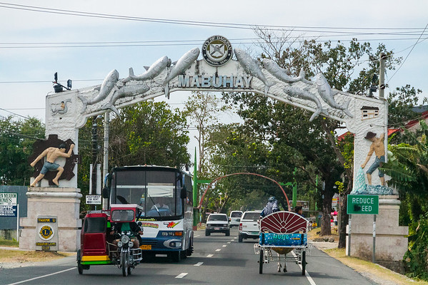Dagupan City Gate