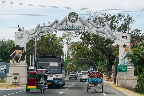 Dagupan City Gate