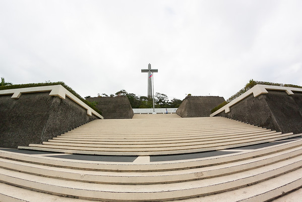 Mount Samat National Shrine, Pilar, Bataan