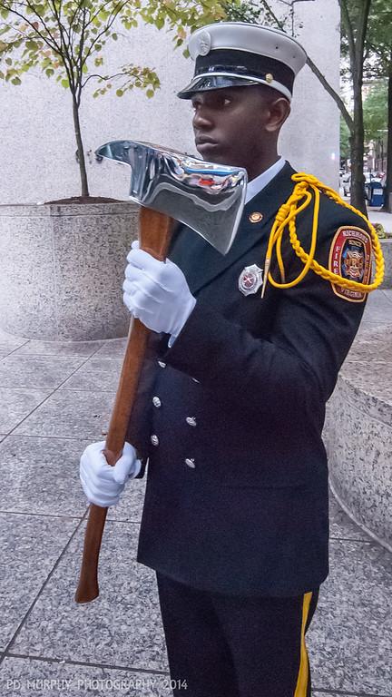 9-11 Memorial Stair Climb 2014