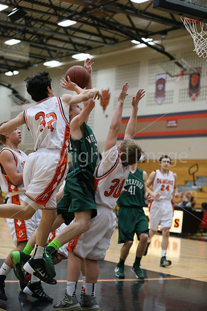 JV2- Waterford vs Burlington- 1/24/14