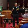 Pastor Terry Makelin, St. John Lutheran Church - Pilger, Nebraska