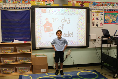 2014-08-11 First Day School