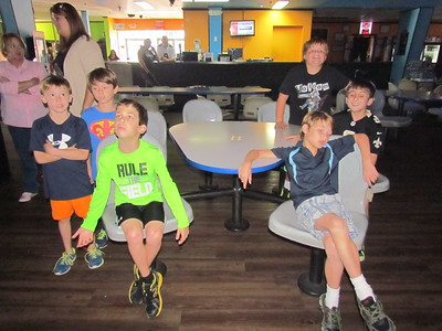 2014-11-09 2nd Gr Bowling