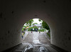 87 Entering Suomenlinna a 1700's island sea fortress
