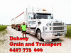 Doheny Grain and Transport Gold Sponsor