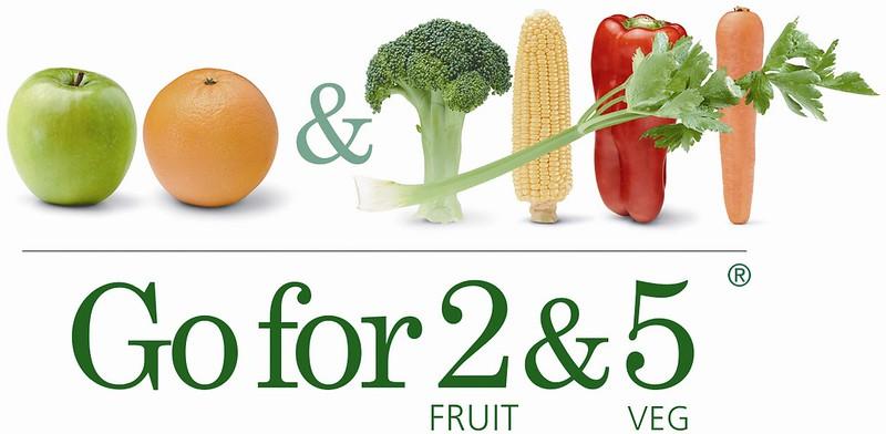 Go for 2 Fruit and 5 Veg
