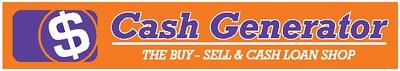 Cash Generators