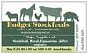 Budget Stockfeeds Budget Stockfeeds@gmail.con