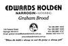 Edwards Holden