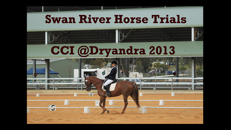 2013 Swan River Horse Trials @ Dryandra