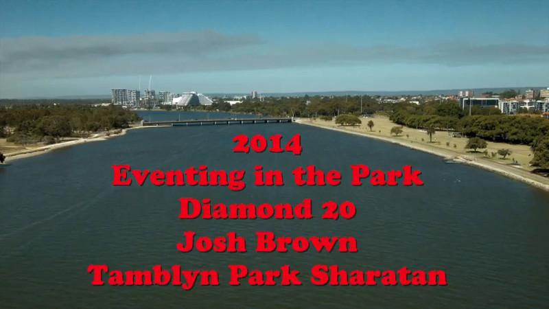 2014 EITP D04 Josh Brown on Tamblyn Park Sharatan