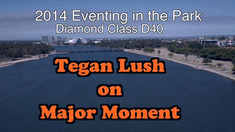 2014 EITP D40 Tegan Lush riding Major Moment