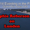2014 EITP G43 Sophie Roberson on Lunden