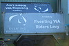Eventing WA Riders Levy Trailer