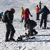 Snowboarding at Mt Bachelor