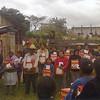 Aid distribution - Veracruz, Mexico - November 2013